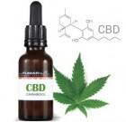 E-líquido sabor marihuana